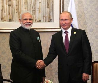Моди: Индия и Россия считают, что нужно укреплять многополярный мир