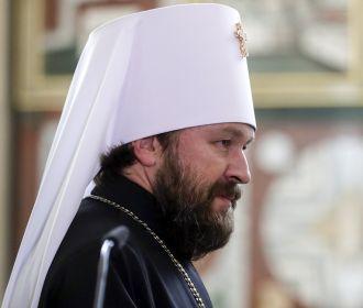 Митрополит Илларион объяснил, в чем причина усугубляющегося раскола в Украине