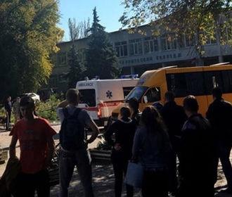Устроивший теракт в керченском колледже студент застрелился