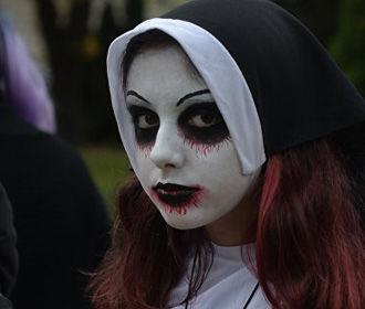 В Саудовской Аравии женщин арестовали за участие в хэллоуинской вечеринке
