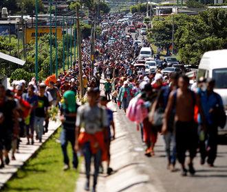 Трамп предупредил приближающихся к американской границе мигрантов о мобилизации военных