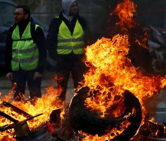 """""""Желтые жилеты"""" считают недостаточными уступки правительства Франции"""
