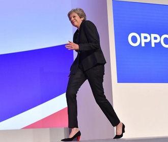 Мэй уверена, что сможет договориться о сделке по Brexit в воскресенье