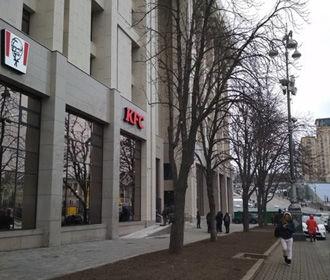 Пользователи Facebook обвалили рейтинг KFC из-за ресторана в Доме профсоюзов