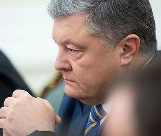 Порошенко подписал указ о введении военного положения в Украине