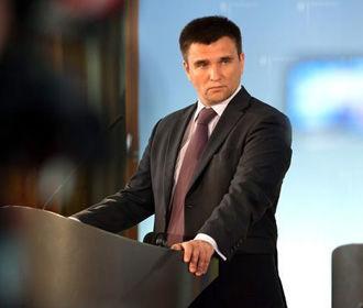 """Россия хочет создать возможность для военного вмешательства с целью """"защиты"""" - Климкин"""