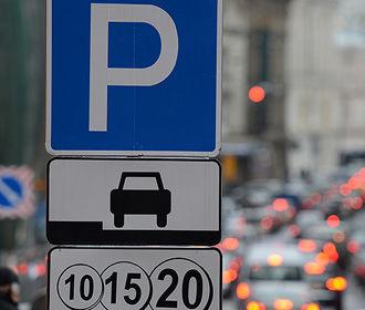 В Киеве в апреле вынесли постановления о нарушении правил парковки на более 2 млн грн - Кличко