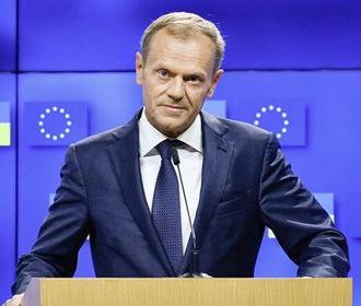 Туск оценил вероятность отмены Brexit