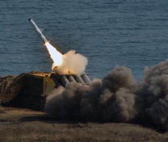 РФ начала учения с ракетными ударами по морским целям в Черном море