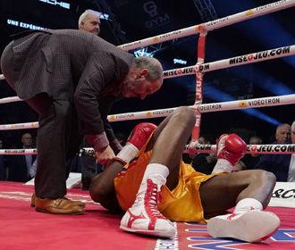 Канадский боксер Стивенсон до сих пор в искусственной коме после нокаута от Гвоздика