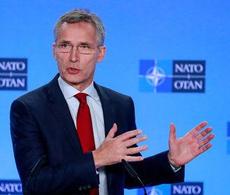 НАТО должно говорить с Россией о контроле над вооружениями - Столтенберг
