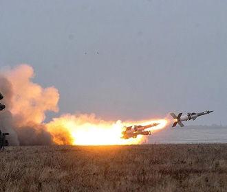 Украина провела стрельбы ракетами Нептун и С-125