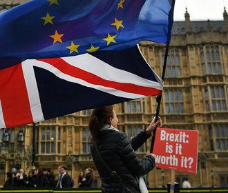 Британская палата лордов не поддержала правительственный план Brexit