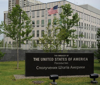 Санкции против РФ останутся в силе, пока она не выведет свои силы с украинской территории – посольство США