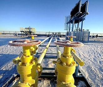 Украина сократила заполненность ПХГ газом до 38%