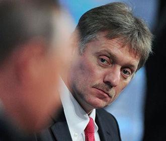 Песков: отношения с Украиной далеки от нормализации