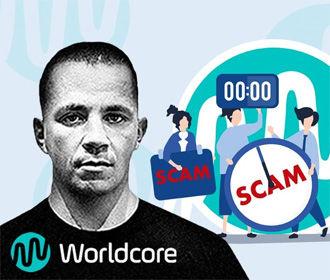 Проект Worldcore мошенника Павла Крымова признал окончательный SCAM