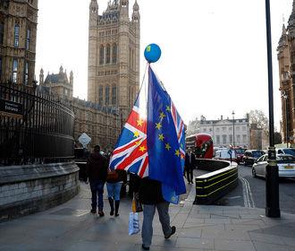 В Великобритании подготовили два законопроекта по Brexit