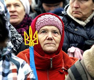 Украинцев больше всего беспокоят военный конфликт, низкие зарплаты и повышение тарифов