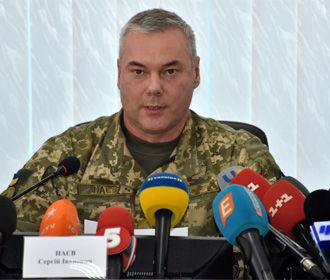 На Донбассе воюют 11 тысяч российских военнослужащих – командующий ООС