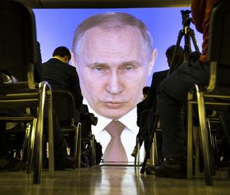 Россия опережает всех по вооружениям - Путин