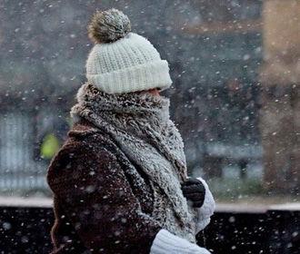 В Украину в ближайшие сутки вернутся морозы