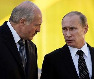 Bloomberg: Путин обеспокоен тем, что Минск может выйти из-под влияния Москвы