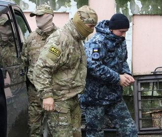 Мосгорсуд признал законным продление ареста четырех украинских моряков