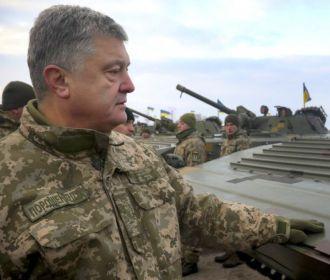Порошенко подписал указ о границах неподконтрольного Киеву Донбасса