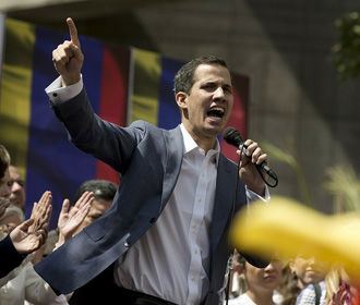 Южная Корея признала Гуайдо временным президентом Венесуэлы