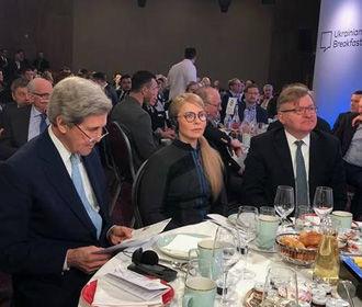 Тимошенко: Я верю мы сможем системно изменить Украину