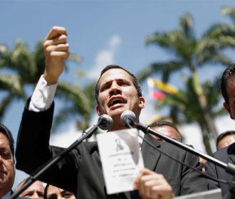 Оппонент Мадуро призвал британцев придержать золото Венесуэлы