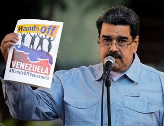 Мадуро не считает необходимым проводить сейчас президентские выборы