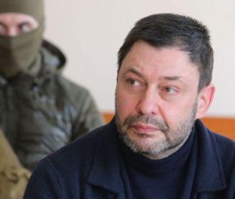 Протест защиты Вышинского на продление ареста рассмотрят 6 марта