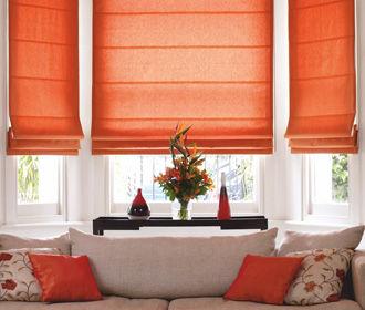 Покупать римские шторы с помощью Bonline - выгодно