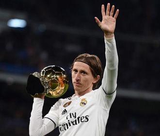 «Реал» уговорил Модрича остаться