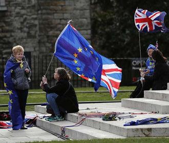 """Еврокомиссия подтвердила готовность ЕС к сценарию """"Brexit без сделки"""""""