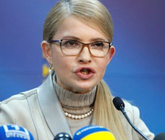 В штабе Тимошенко заявили о ее проходе во второй тур