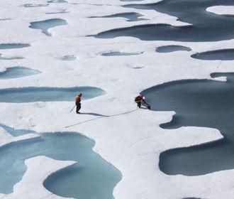 В Арктике зафиксировали рекордное повышение температуры