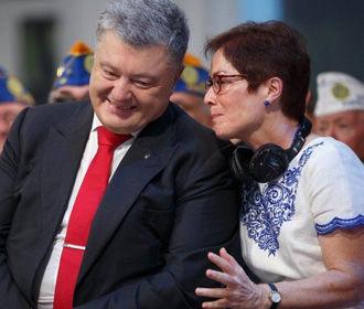 Йованович считает, что ее уволили из-за Луценко и Джулиани