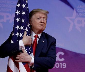 Трамп обвинил левых демократов в ненависти к Америке