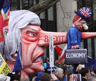 Противники Brexit запланировали масштабный митинг