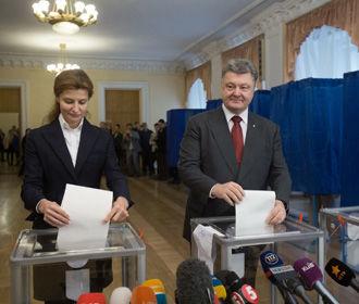 Порошенко вновь заявил о попытках РФ сорвать выборы в Украине