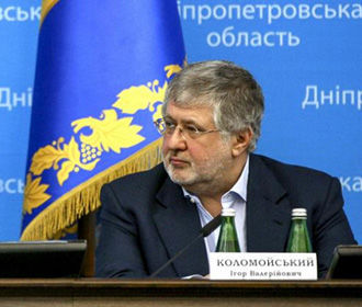 Коломойский объяснил критику Путина в свой адрес