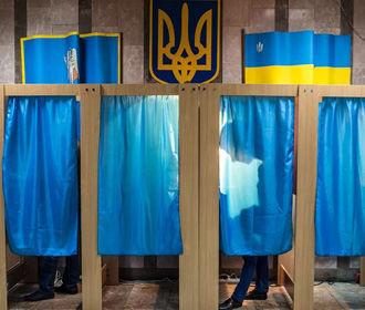 На выборах президента Украины на 11.00 проголосовали 17,18% избирателей по данным 91 округов