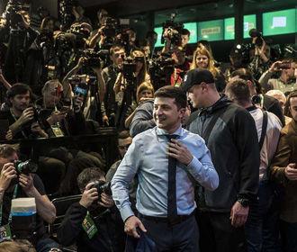 У Зеленского подтвердили подписание соглашения по дебатам на стадионе