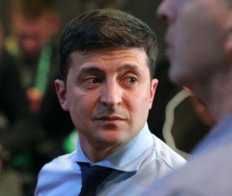 """""""1+1"""": за Зеленского проголосовали 72,7% избирателей, за Порошенко - 27,3%"""