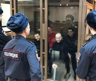 Суд в Москве продлил арест украинским морякам