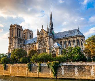 Во Франции заявили, что восстановление Нотр-Дама может продлиться более пяти лет