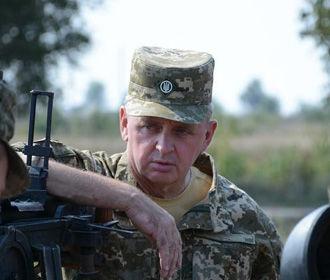 Войска РФ на границе с Украиной на 70% готовы к полномасштабным боям – Муженко